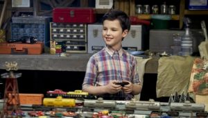 Young Sheldon: 2×4