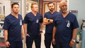 Grey's Anatomy: 15×14